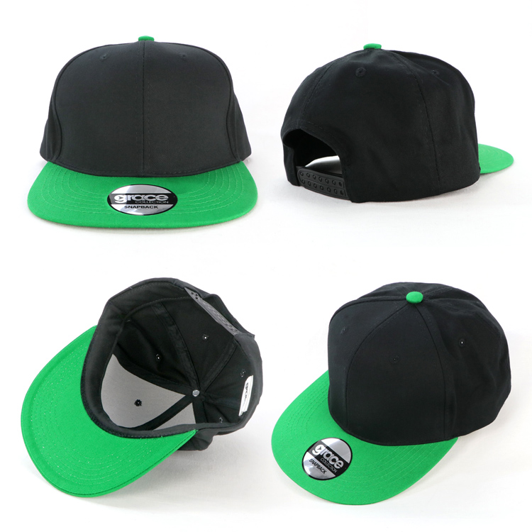 Flat peak snapbacks available in a wide range of Colours and sizes.