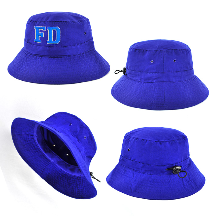 Bucket Hats in a wide range of sizes to meet the demands of pre schools and similar organisations.