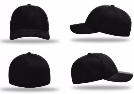 Security Guard Flexfit Cap by Richardson from Australian Stock