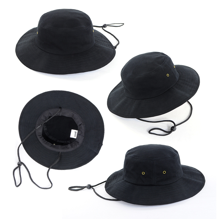 Wide brim hats many with UPF50 plus ratings.